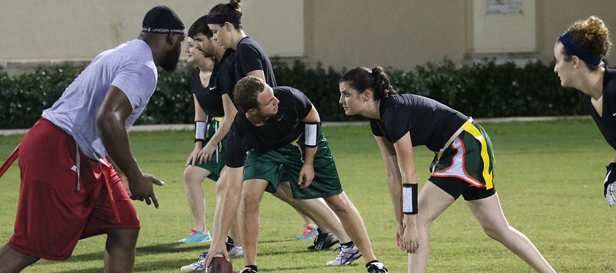 The Intramural Sports Program supports the Department of Wellness and  Recreation's mission of maintaining a social and healthy lifestyle by  offering sports ...